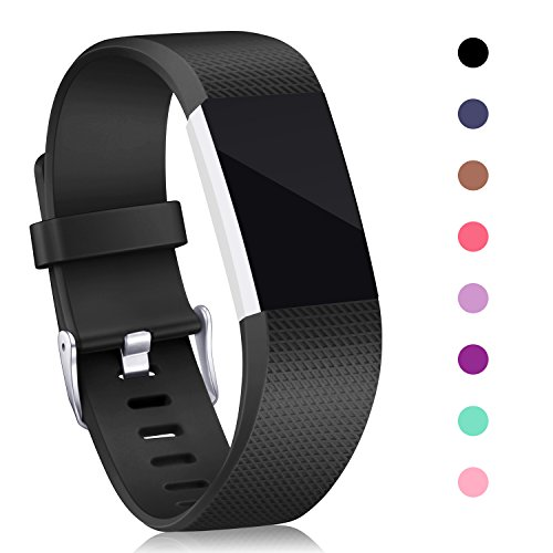 f r fitbit charge 2 armband mornex original ersatzarmband. Black Bedroom Furniture Sets. Home Design Ideas