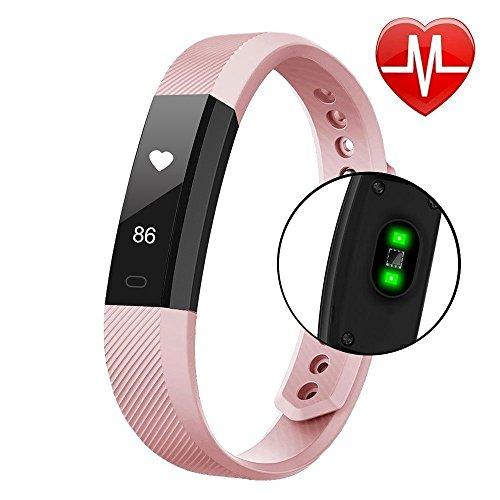 Fitness Tracker Smart Fitness Armband Uhr Mit Pulsmesser
