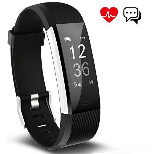 fitness tracker aneken aktivit tstracker smart uhr mit. Black Bedroom Furniture Sets. Home Design Ideas