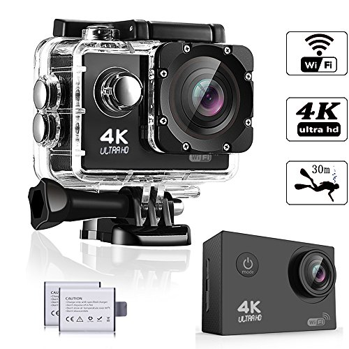 action kamera weyty sports kamera 4k ultra hd. Black Bedroom Furniture Sets. Home Design Ideas