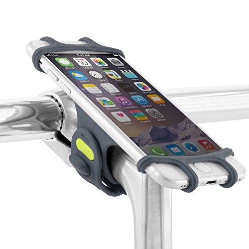 fahrrad handyhalterung f r alle smartphones rostfrei und. Black Bedroom Furniture Sets. Home Design Ideas