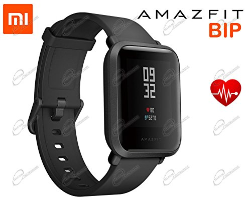amazfit bip smartwatch bluetooth smart armbanduhr mit gps. Black Bedroom Furniture Sets. Home Design Ideas