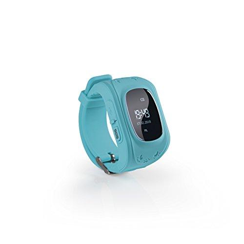 easymaxx kinder smart watch smartwatch armbanduhr gps. Black Bedroom Furniture Sets. Home Design Ideas